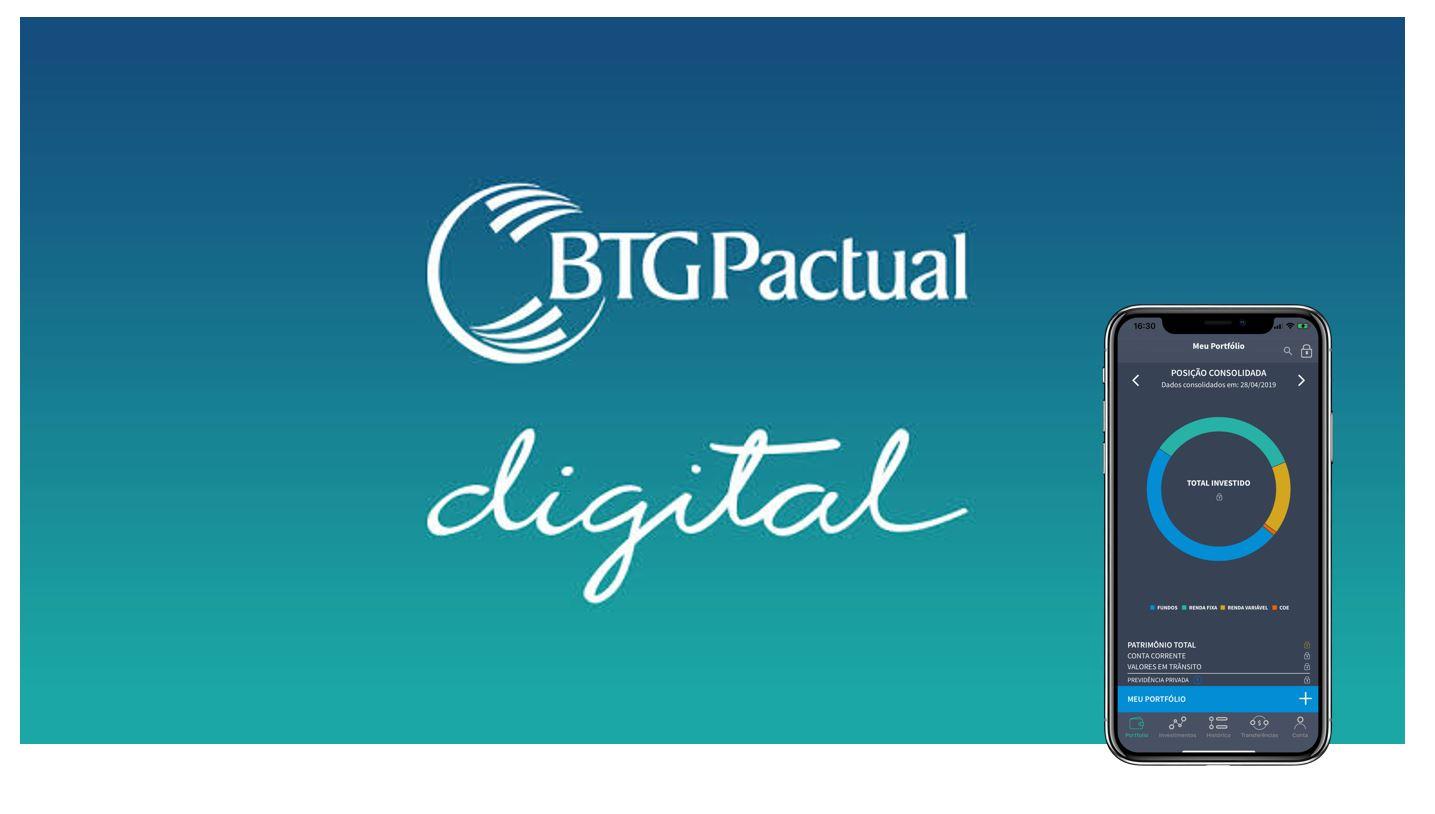 Faça sua portabilidade utilizando a plataforma do maior banco de investimentos da América Latina