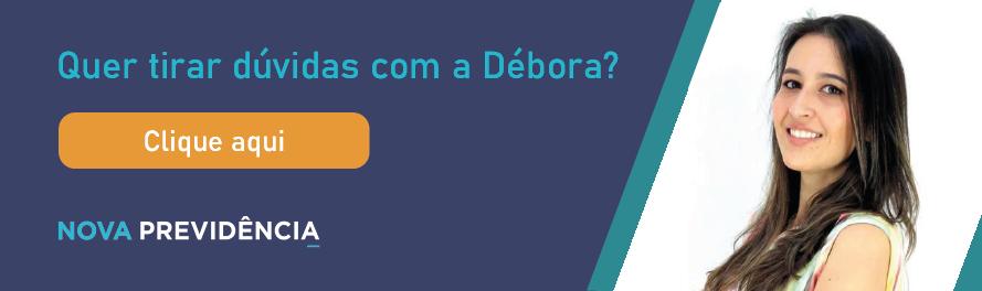 Fale com a Débora